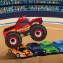 icon Monster Trucks Kids Game
