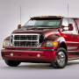icon Jigsaw Puzzle Ford F 650 Truck