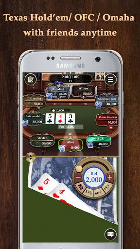 Pokerrrr2: Poker with Buddies - Multiplayer Poker