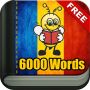 icon Learn Romanian Vocabulary - 6,000 Words
