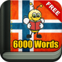 icon Learn Norwegian Vocabulary - 6,000 Words