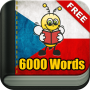 icon Learn Czech Vocabulary - 6,000 Words