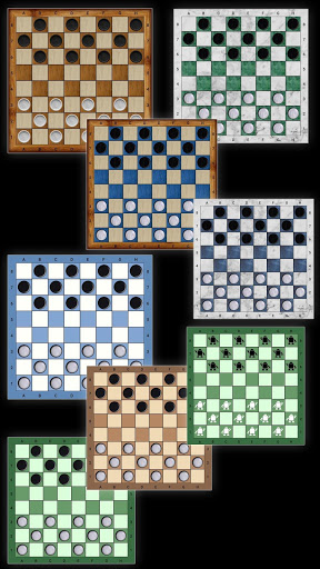 Russian checkers - Shashki