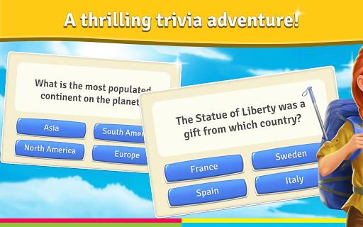 Backpacker™ - Trivia Travels
