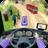 icon Modern Bus Drive Parking 3D 2.38