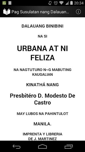 Urbana and Feliz