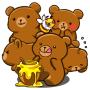 icon Bubble Honey