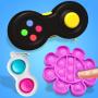 icon Fidget Cubes 3D Toys - Antistress & anti anxiety