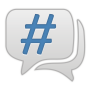 icon HashChat for Twitter