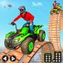 icon Atv Quad Bike Stunts Racing- New Bike Stunts Game