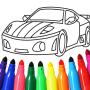icon Motors kleur spel