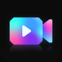 icon Vlog Editor for Vlogger & Video Editor Free- VlogU