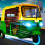 icon Chennai Auto Traffic Rickshaw
