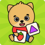 icon Baby flash cards for toddlers
