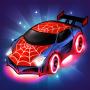 icon Merge Cyber Cars: Sci-fi Punk Future Merger