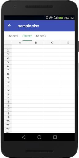 Document Viewer - Word, Excel, Docs, Slide & Sheet