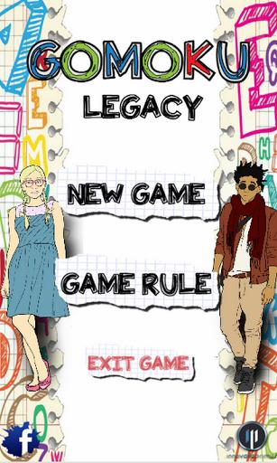 Gomoku Legacy