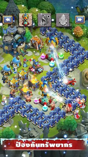 Castle Clash: The Courageous