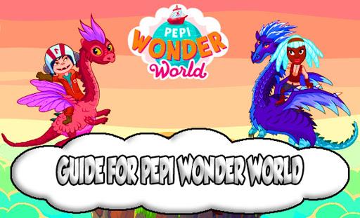 pepi wonder world Tricks