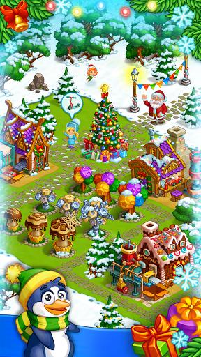 Farm Snow: Happy Toy Story