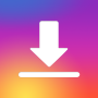 icon Photo & Video Downloader for Instagram - Repost IG