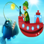 icon Fishing ocean - Big Fish