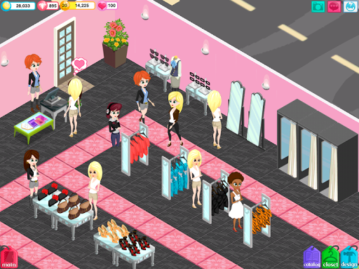 Fashion Story: Pink Punk