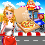 icon Doll Chef Pizza Maker Cooking Free Home Delivery