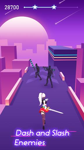 Dancing Hunt - Dash and Slash!