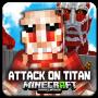 icon Attack On Titan Mod Minecraft PE Update