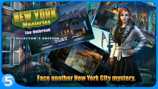 New York Mysteries: The Outbreak (free to play)