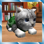 icon Cute Pocket Cat 3D