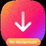 icon Video Downloader For tik tok