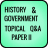 icon HISTORY AND GOVERNMENT TOPICAL QUESTIONS 3.3