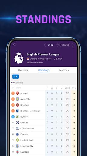 AiScore: Live Scores for Soccer & Sports