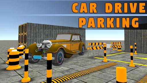Car Drive Parking