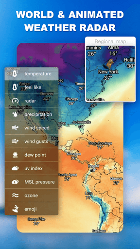Weather Forecast – Accurate Weather Live & Widget