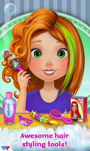 Crazy Hair Salon-Girl Makeover