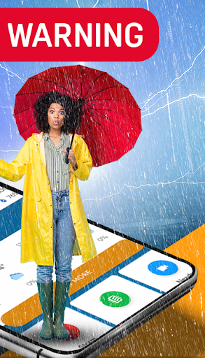 Weather Home Lite - Live Radar Alerts & Widget