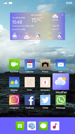 Free Weather forecast, Live Weather Widgets