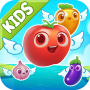 icon Farm Fruit : game for babies