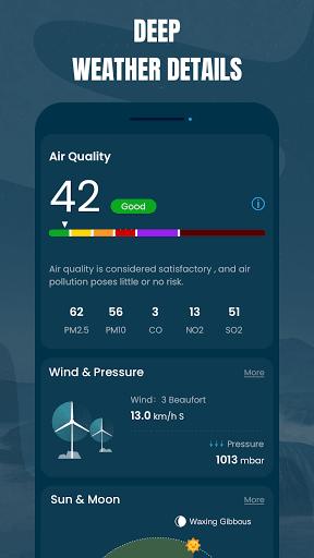 Z Weather - Weather Forecast & Radar & Widget