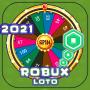 icon Free Robux Loto Game 2021