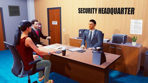 Virtual Bodygaurd Game: President Security Guard