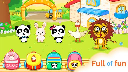 Baby Panda Kindergarten