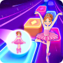 icon A for Adley, Dancing Hop Music Learning & Fun