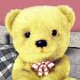 icon Talking Bear Plush