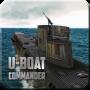icon WWII UBoat Submarine Commander