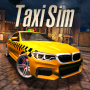 icon Taxi Sim 2020