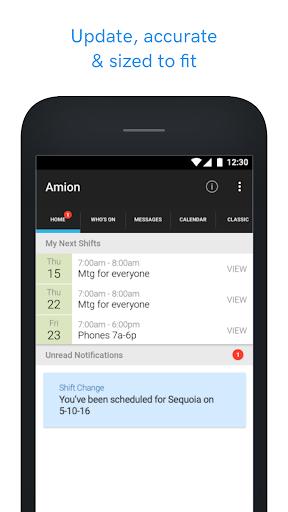 Amion - Physician Calendar